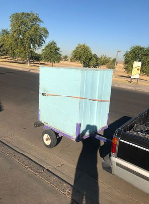 Enclosed small trailer. for Sale in Phoenix, AZ