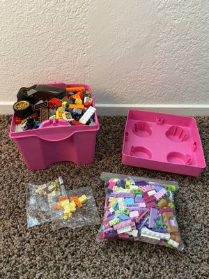 Random LEGO & LEGO Friends Pieces for Sale in Fresno, CA