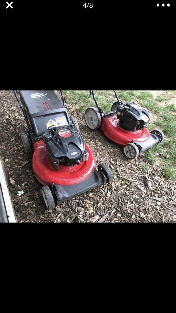 Lawn mower B&S