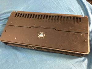 JL Audio RD-900/5 5 channel amp....works great for Sale in Seattle, WA