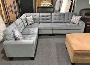 Brand New Grey Sectional Sofa for Sale in Austin, TX