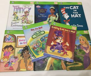 Leap Frog Tag it books (8) for Sale in Hialeah, FL