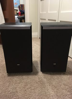 5 piece Home speaker set. for Sale in Traverse City, MI