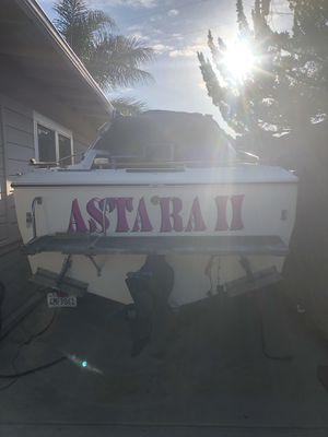 """1979 """"24"""" FOOT SEA RAY PLEASURE BOAT for Sale in Rio Vista, CA"""