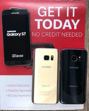 Samsung Galaxy S7 unlocked for Sale in Seattle, WA
