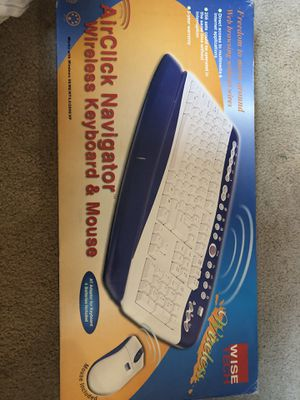 New wireless keyboard and mouse for Sale in Haymarket, VA