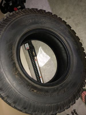 BF Goodrich KO Tire LT265/75r16 for Sale in Prattville, AL