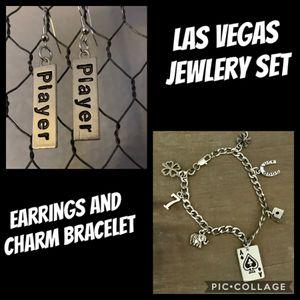 Las Vegas Jewelry Set for Sale in Mesquite, TX