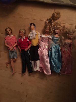 barbie dolls for Sale in Mt. Juliet, TN