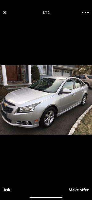 Chevy Cruze 2012 for Sale in Wolcott, CT