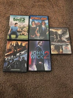 Movies and Games for Sale in Victoria, TX