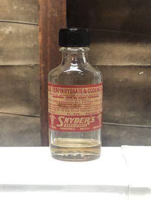 Vintage Medicine Bottle for Sale in Santa Susana, CA