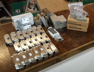 Commercial door hardware for Sale in MONTGMRY, IL