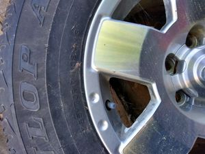 Tire and rim for Sale in Saugerties, NY