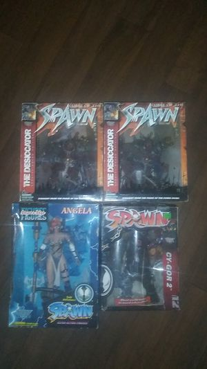Spawn toys collectibles for Sale in Jacksonville, FL