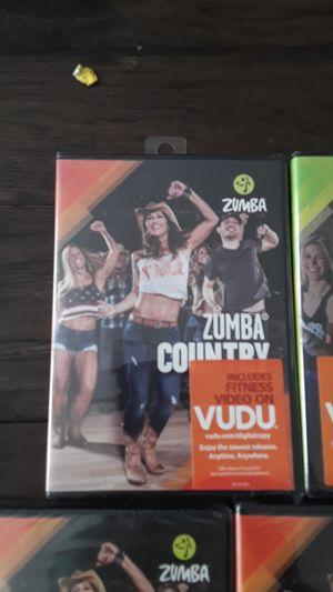 ZUMBA FITNESS DVD for Sale in Dallas, TX