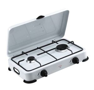 STOVE PORTABLE GAS 2 BURNERS Cocina Stufa De 2 Hornillas PPS21 for Sale in Miami, FL
