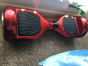 Hoverboard needs charger for Sale in Fort Washington, MD