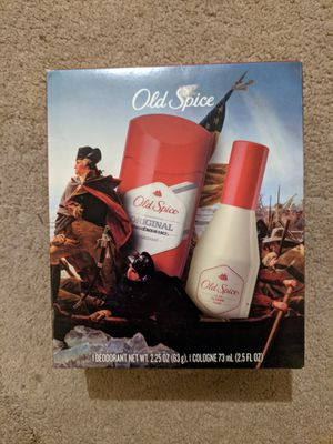 Old Spice Original Cologne and Deodorant set for Sale in The Bronx, NY