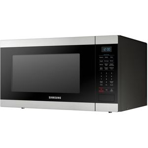 *NEW* Samsung 1.9 cu. ft. Countertop Microwave with Sensor Cook in Stainless Steel RETAIL: $199 for Sale in Chicago, IL