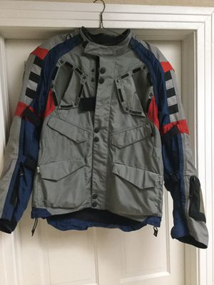 BMW RALLY 3 Motorcycle jacket men's size 54 for Sale in Tampa, FL