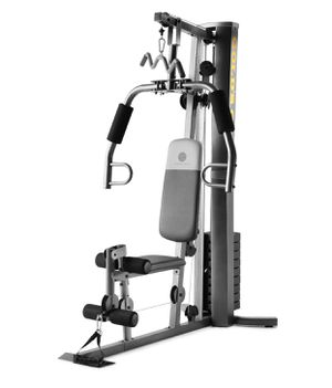 Gold's Gym XRS 50 Home Gym with High and Low Pulley System for Sale in Austin, TX