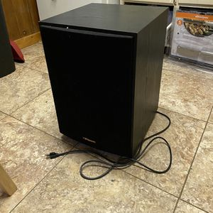 "Klipsch 10"" Subwoofer For Home Theater for Sale in Tacoma, WA"