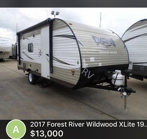 196BH Wildwood travel trailer for Sale in Hartford, CT
