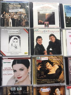 Rare Classical CD COLLECTION for Sale in Miramar, FL