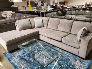 Sectional Sofa, Light Grey for Sale in Bell Gardens, CA