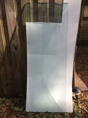 Glass top for sofa table, console, etc. Beveled. Pier One for Sale in Orlando, FL