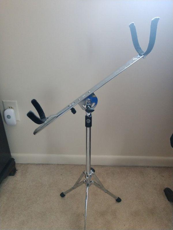 🎷 Saxophone stand (adjustable)
