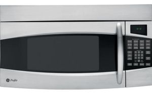GE pnm1871sm3ss Over the Range Microwave for Sale in Hollywood, FL