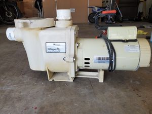 Pool pump pentair 2hp for Sale in Fort Worth, TX