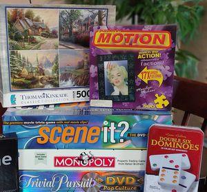 Game Night Bundle for Sale in Austin, TX