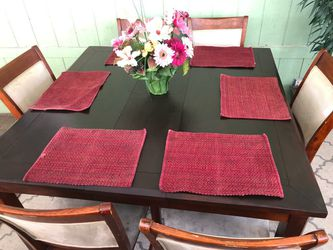 Height Pub Counter Dinning Table 7 Chairs for Sale in Norwalk,  CA