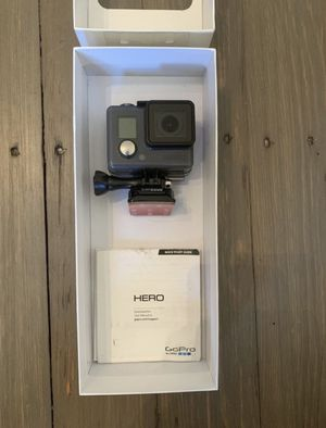 GoPro Hero Camera and accessories - never used, in box for Sale in Elmhurst, IL