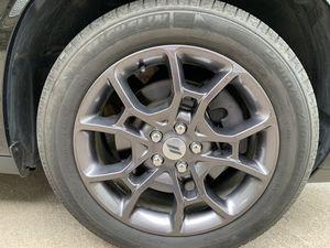 4 Original Dodge Rims w/ Wheels for Sale in Marshalltown, IA