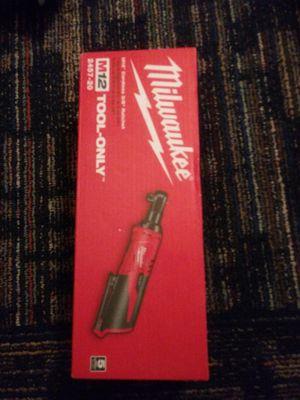 Milwaukee M12 Ratchet for Sale in Wheat Ridge, CO