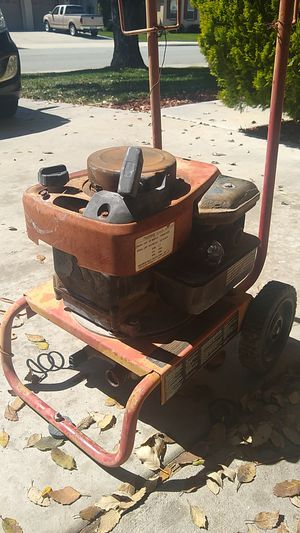 Power washer motor n pump only !!! for Sale in Menifee, CA