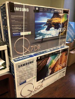 "65"" Samsung QLed Quantum smart 4K UHD TV for Sale in Nuevo, CA"