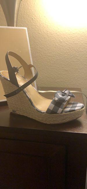 Michael kors , Jessica Simpson, toms 8/ 1/2 new woman's shoes for Sale in Phoenix, AZ