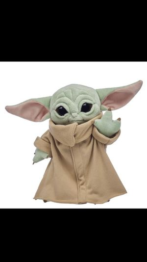 Build-A-Bear Baby Yoda The child for Sale in Woodbridge, VA