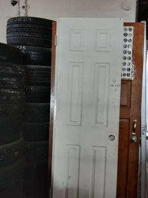 Wood door 24x79 for Sale in Los Angeles, CA