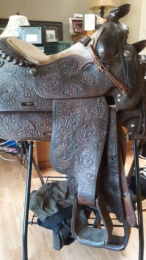 Victor handmade custom saddles for Sale in Huntington Beach, CA