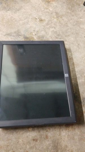 """Elo 19"""" touch screen monitor for Sale in Tampa, FL"""