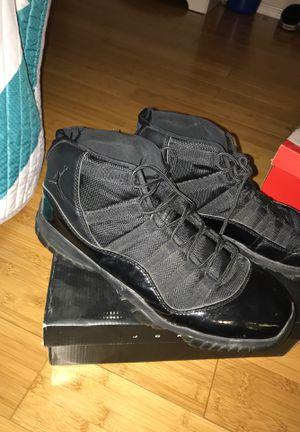 Air Jordan 11's (All Black) for Sale in Mesquite, TX