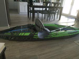 Intek challenger K1 inflatable for Sale in Chesapeake, VA