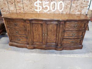 Drexel wood 9 drawer chest for Sale in Salt Lake City, UT