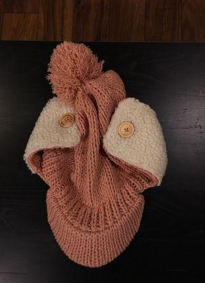 Pink Bonnet Cat Hat for Sale in Casa Grande, AZ